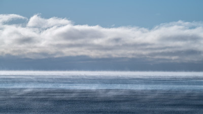 Subtle Sea Smoke