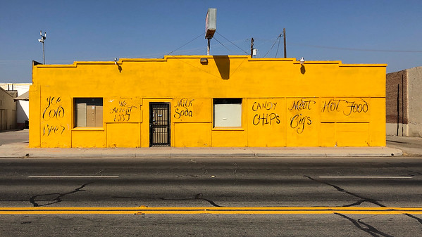 Downtown Buttonwillow