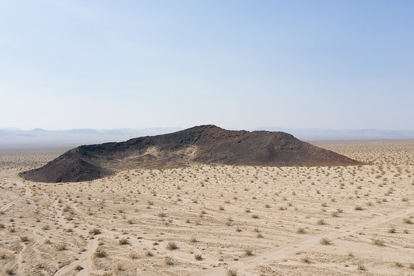 Unnamed Crater, California.