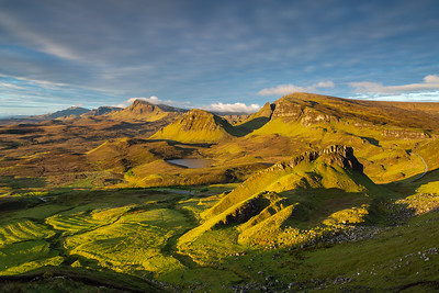 TROTTERNISH SUNRISE