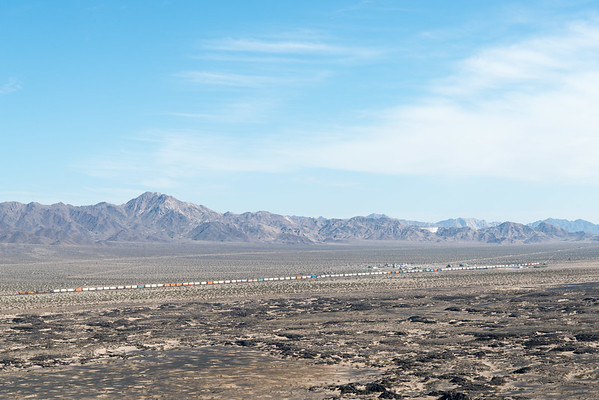 Amboy from Amboy Crater