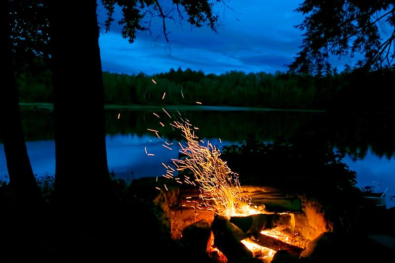 Adirondack Camping