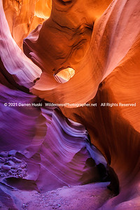 Lower Antelope Canyon Depths