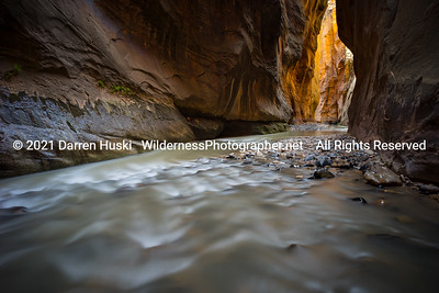 Deep in the Narrows