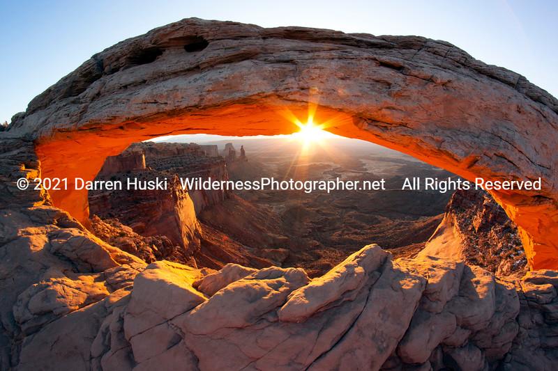 Mesa Arch Sunburst