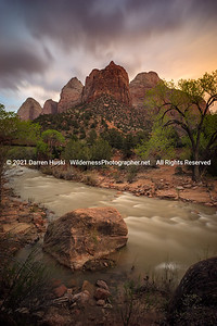 Towers of Zion