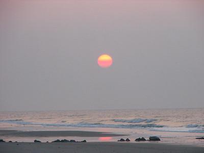 sunrise!