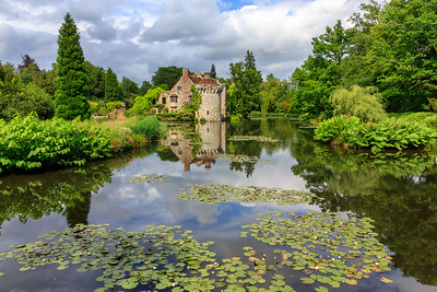 Scotney Reflection