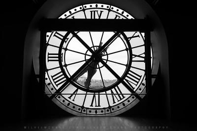 Musée d'Orsay -Clock