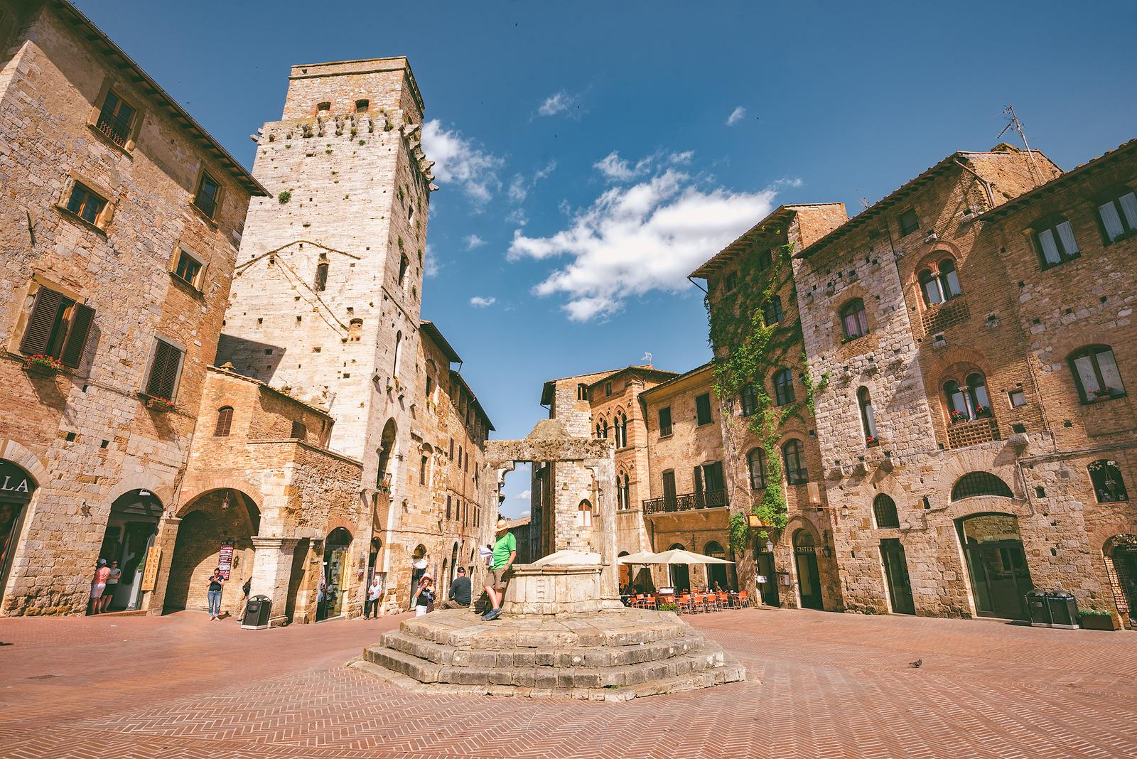 中世紀曼哈頓 塔房之城聖吉米納諾San Gimignano by 旅行攝影師張威廉 Wilhelm Chang