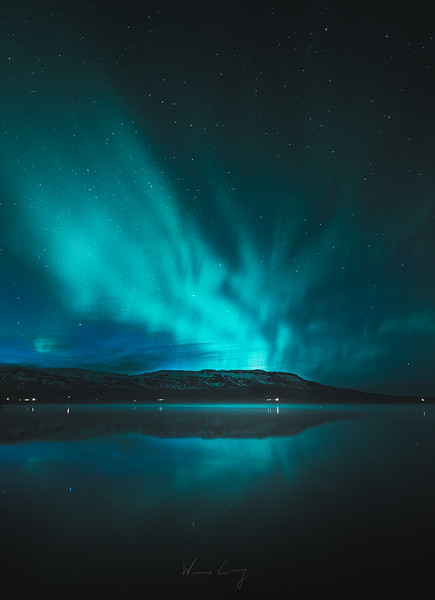 Lake Laugarvatn, Iceland