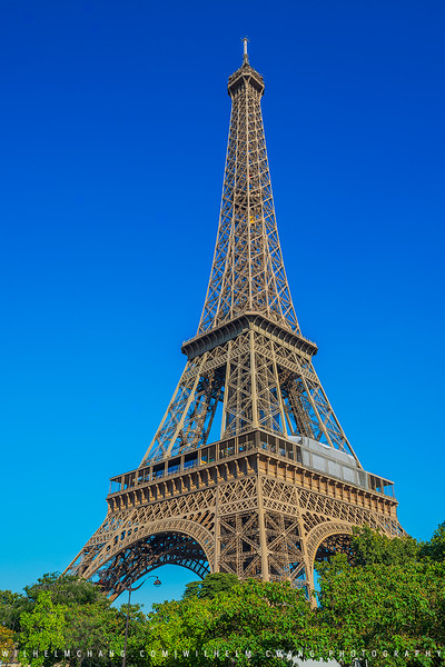 Eiffel Tower -Daytime
