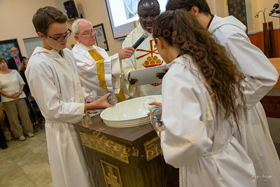 2015 Easter Vigil Mass