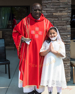 2020-08-29 HF 1st Holy Communion 1PM
