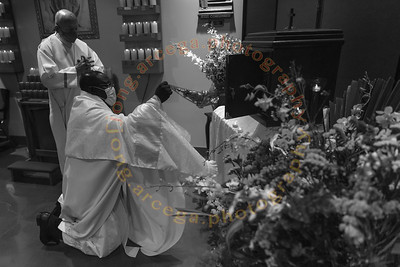 2021 HF Holy Thursday Mass
