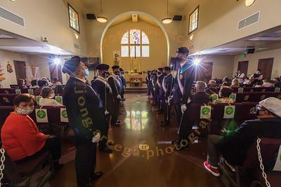 2021 Holy Family Catholic Church Easter Sunday Mass