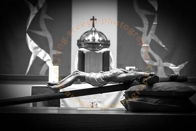 2021 Holy Family Catholic Church Good Friday Mass