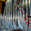 Pipe Organ Pipes