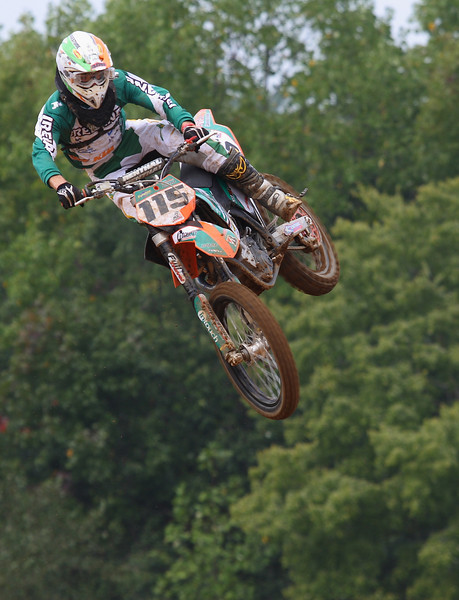 #115 @ 2007 MX of Nations