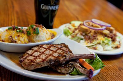 Paddy O'Quigley's North Food Shots