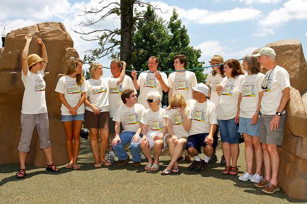 The Marsh Family: Kristin; Mattie; Daniel; Michelle; John; Jack; Jerry; Alice; Jason; Jan; Randy; Drew; Kaye; Cherri; Paul (not pictured: Sarah; Tanner; Haley; Katie; Mike; Camden; Laura; Jeremy; Joselyn; Vann; Peggy; Boyd; Chari; Matt; Truett; Molly; Emily; Jordan)