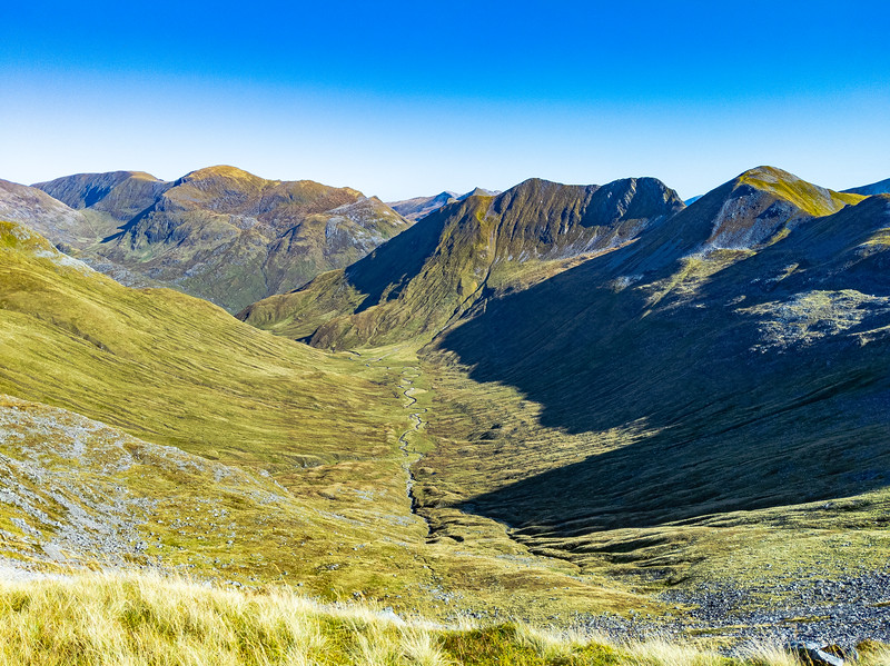 Inside the Ring of Steall