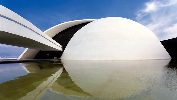 Foundation Oscar Niemeyer, Niterói  RJ Brazil