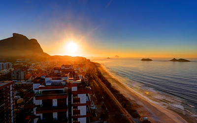 Barra Sunrise,Rio de Janeiro, Brazil  (2)
