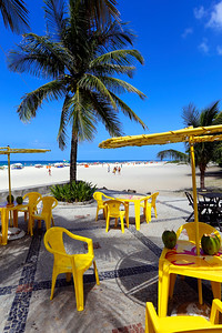 Kiosk, Pepe Beach, Barra, Rio