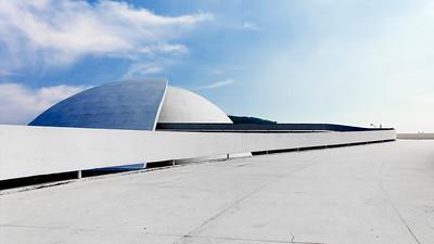 Foundation Oscar Niemeyer, Niterói  RJ Brazil (2)