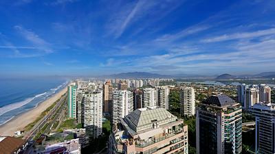 Barra Skyline, Rio de Janeiro, Brazil (Brasil)