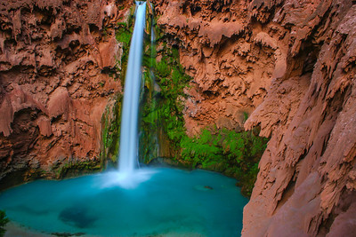 Mooney Falls Supai, Arizona