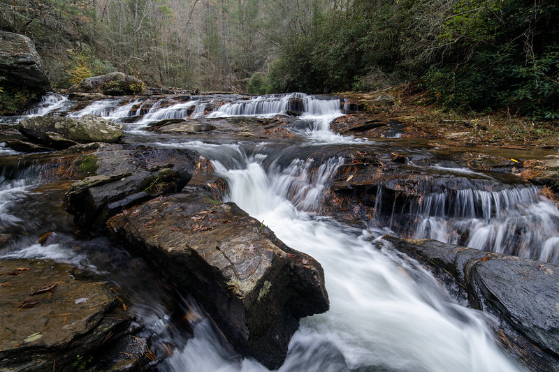 Cascades on Big Panther Creek