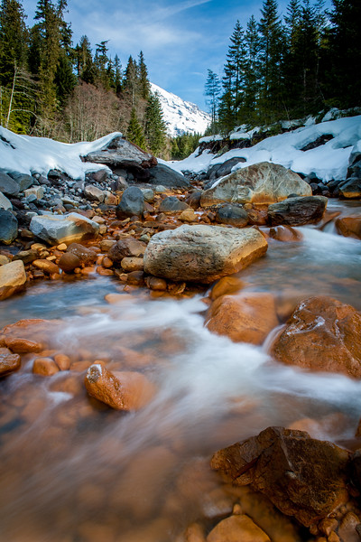Kautz Creek, Mt. Ranier