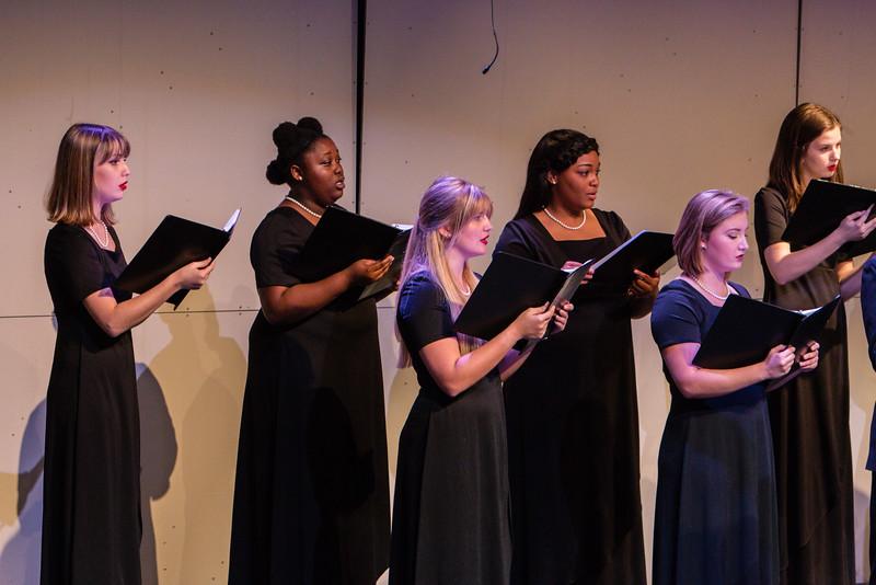 0435 Riverside HS Choirs - Fall Concert 10-28-16