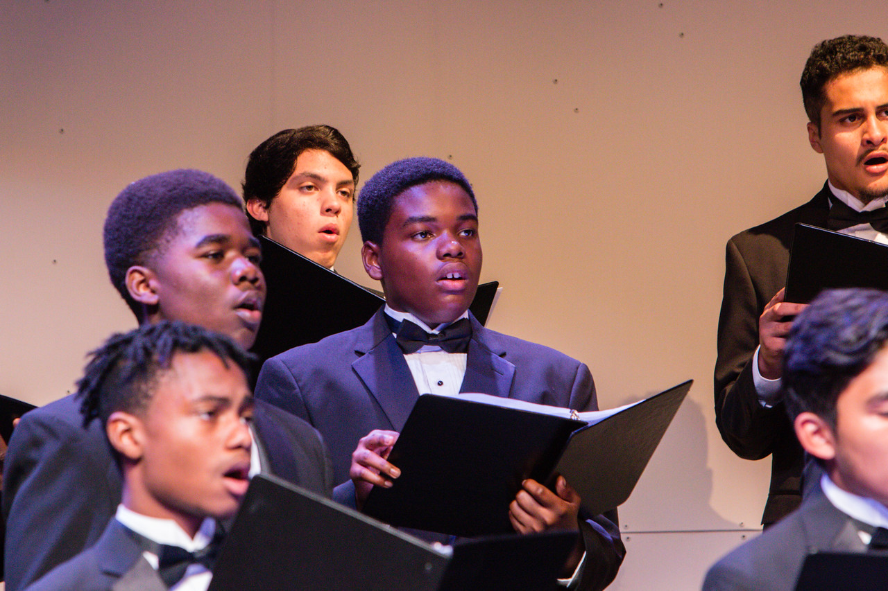0125 Riverside HS Choirs - Fall Concert 10-28-16
