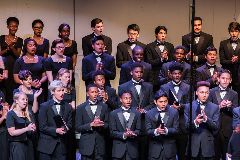 0574 Riverside HS Choirs - Fall Concert 10-28-16