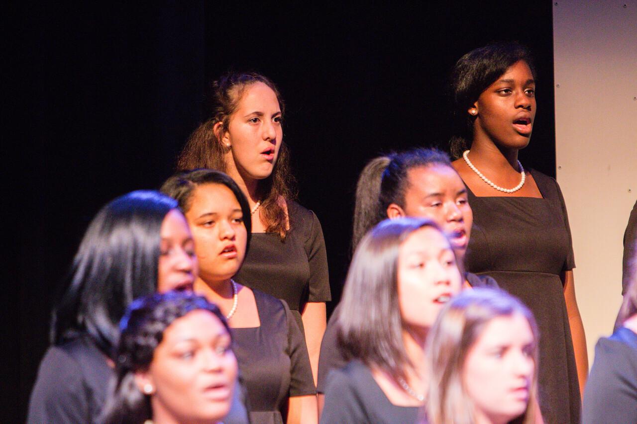 0050 Riverside HS Choirs - Fall Concert 10-28-16