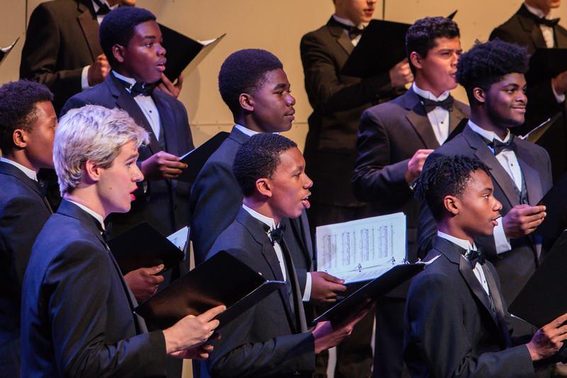 0153 Riverside HS Choirs - Fall Concert 10-28-16