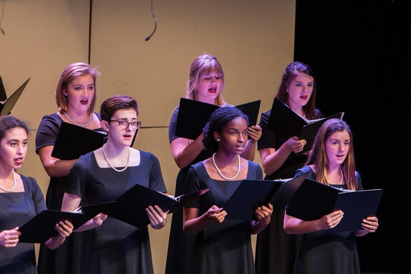 0277 Riverside HS Choirs - Fall Concert 10-28-16