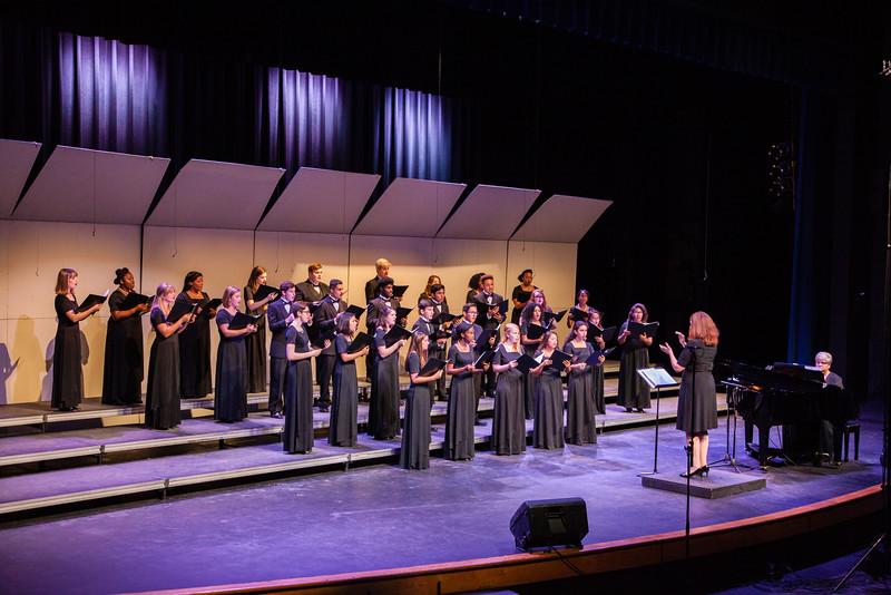 0416 Riverside HS Choirs - Fall Concert 10-28-16