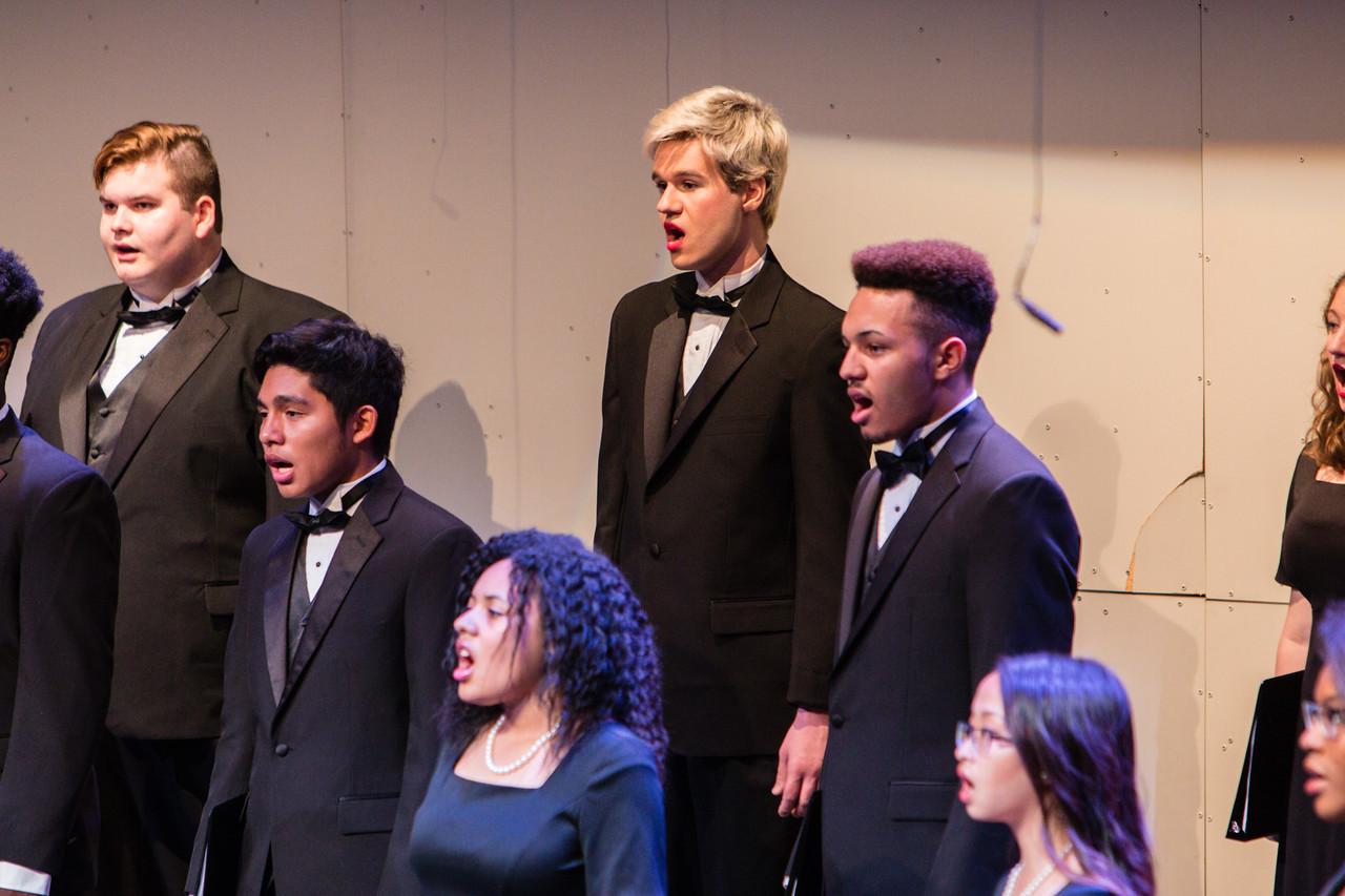 0466 Riverside HS Choirs - Fall Concert 10-28-16