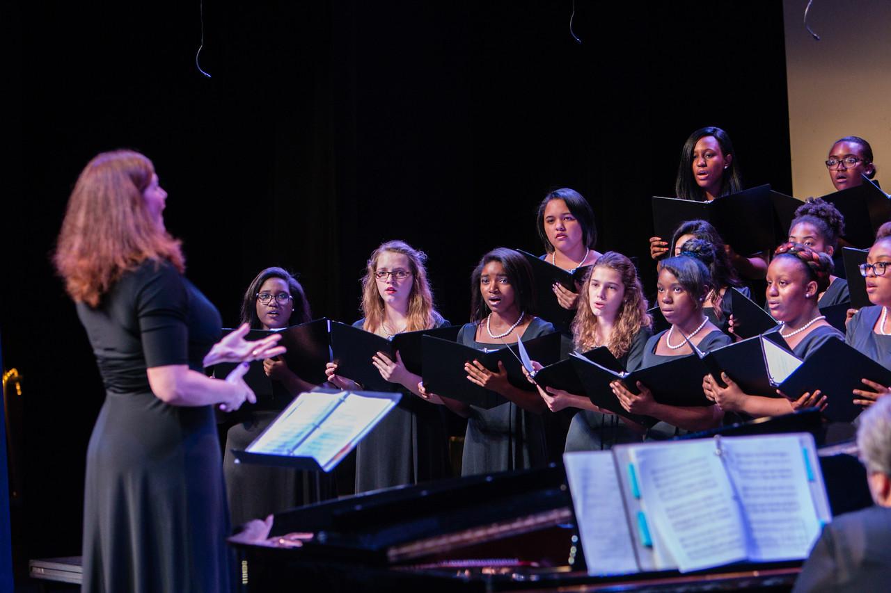 0232 Riverside HS Choirs - Fall Concert 10-28-16
