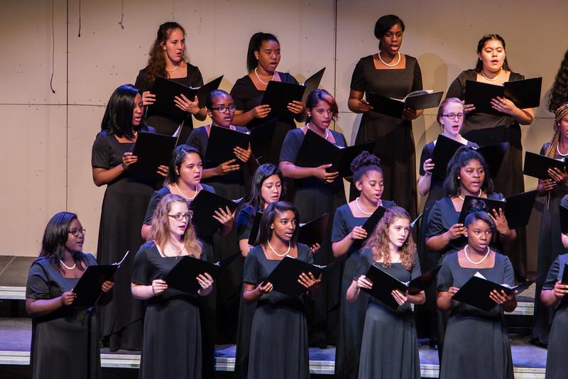 0181 Riverside HS Choirs - Fall Concert 10-28-16