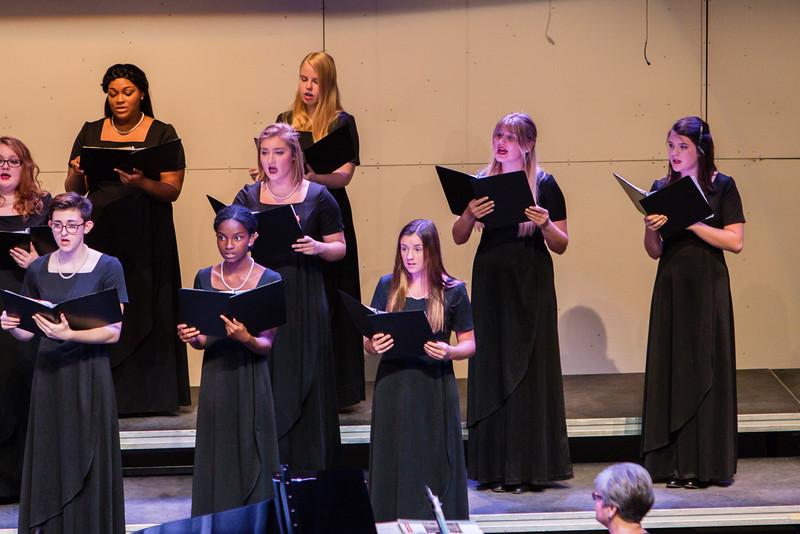 0258 Riverside HS Choirs - Fall Concert 10-28-16