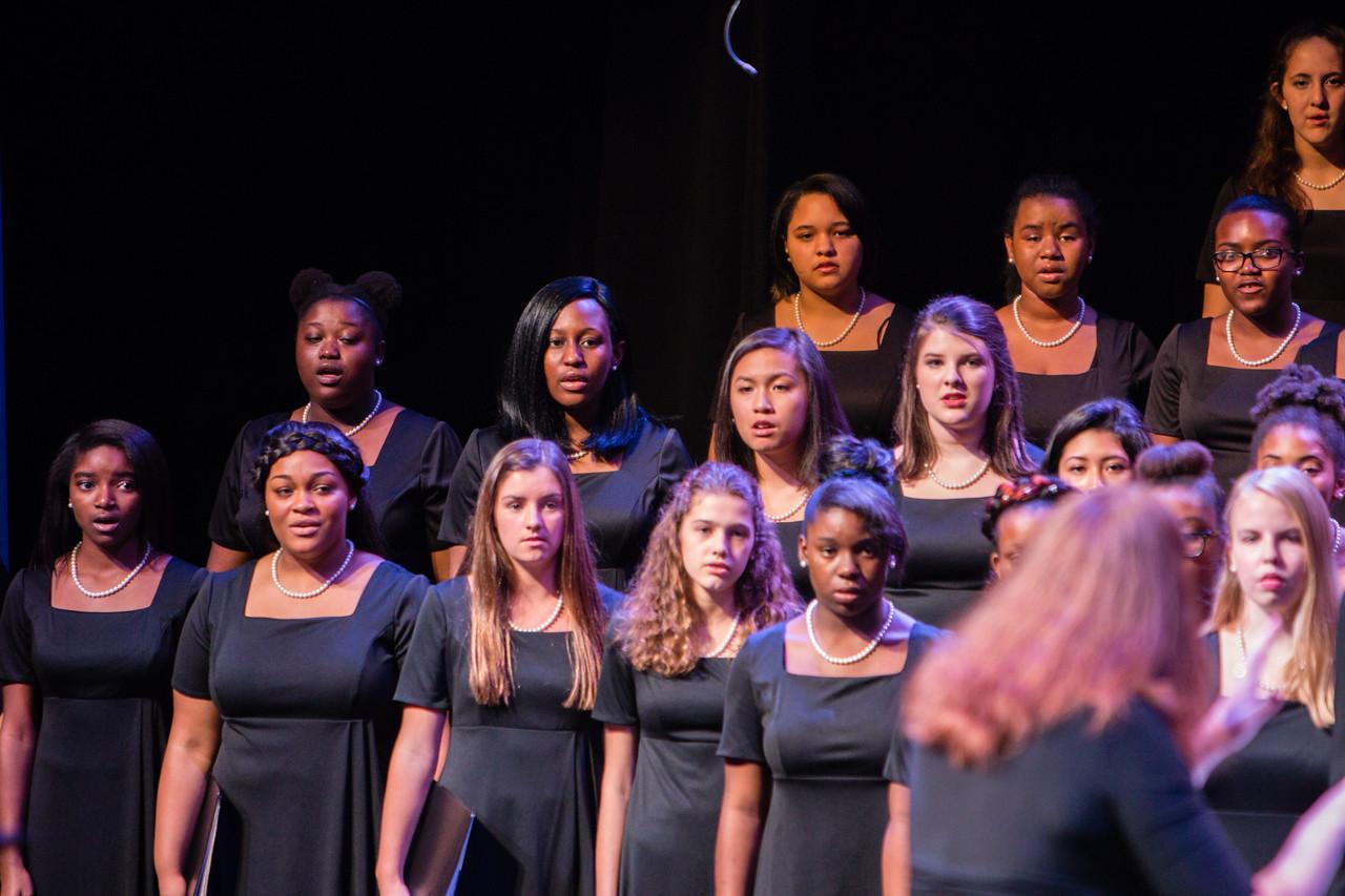 0554 Riverside HS Choirs - Fall Concert 10-28-16