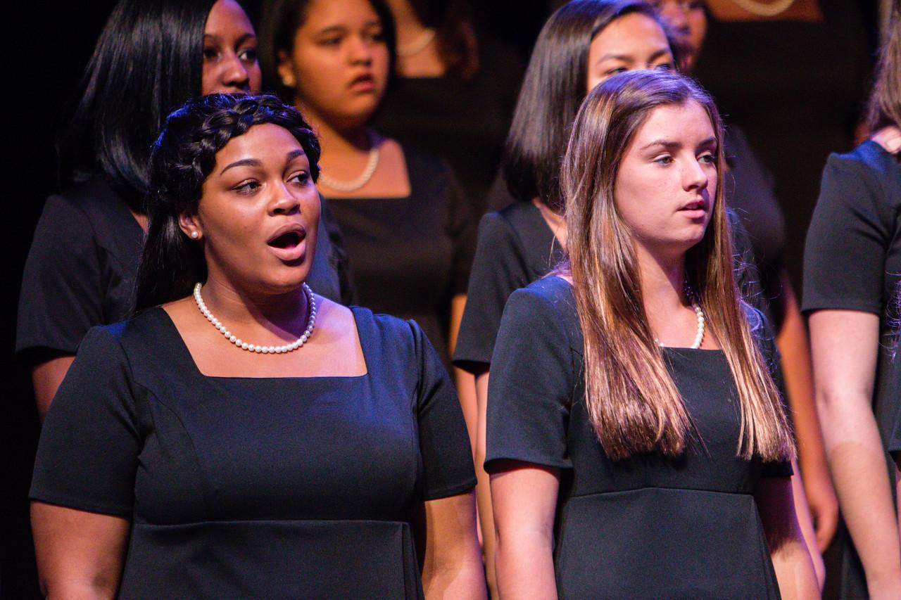 0031 Riverside HS Choirs - Fall Concert 10-28-16
