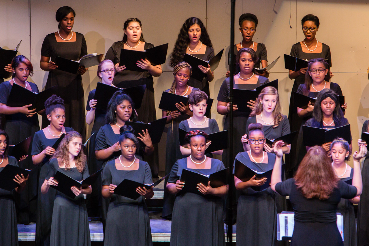 0187 Riverside HS Choirs - Fall Concert 10-28-16