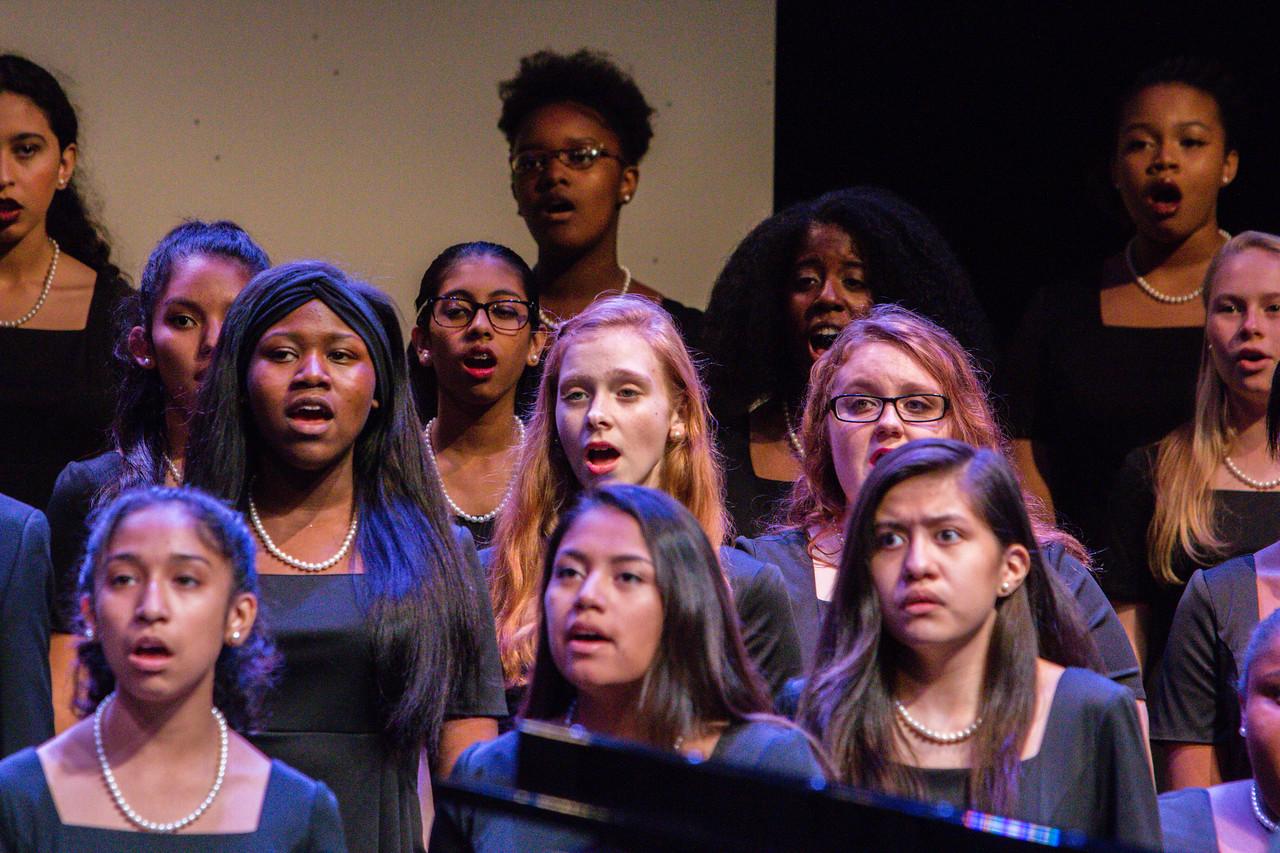 0072 Riverside HS Choirs - Fall Concert 10-28-16