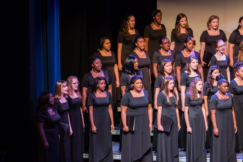 0569 Riverside HS Choirs - Fall Concert 10-28-16